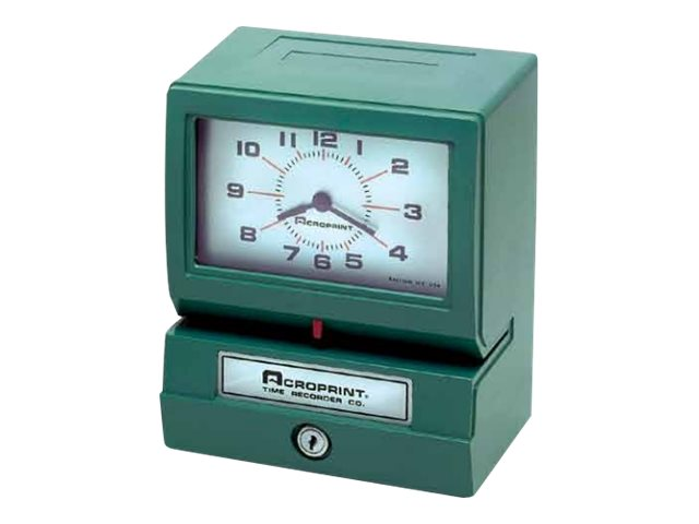 ACRO 150QR4 TIME CLOCK MNTH,DATE,0-23 HRS/MIN