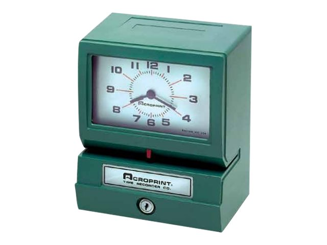 ACRO 150RR4 TIME CLOCK MNTH,DATE,0-23HR/DEC HND