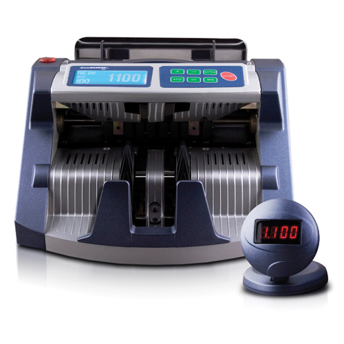 ACCUBANK AB1100PL BASIC COMMERCIAL BILL COUNTER