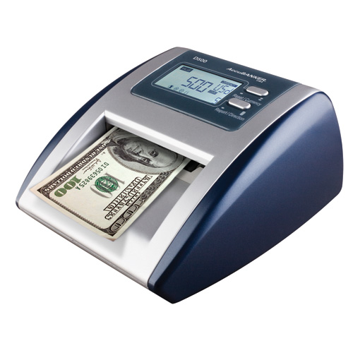 ACCUBANK D500 SUPER DOLLAR AUTHENTICATOR