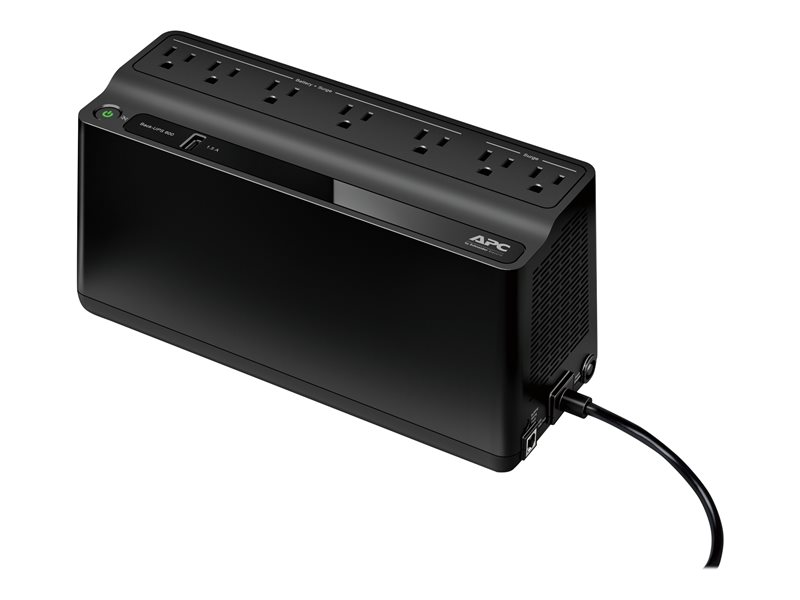 APC BE600M1 7 OUTLET BATTERY BACK-UPS ES