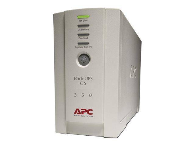 APC BK350 6 OUTLET BATTERY BACK-UPS CS