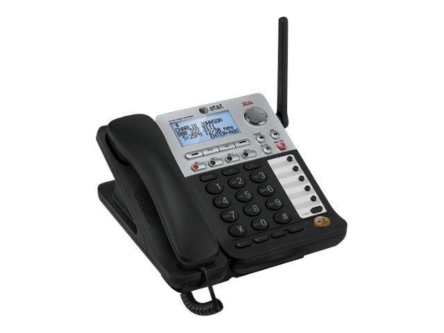 AT&T SYNJ SB67148 BLACK 4-LINE EXPANSION DESKSET