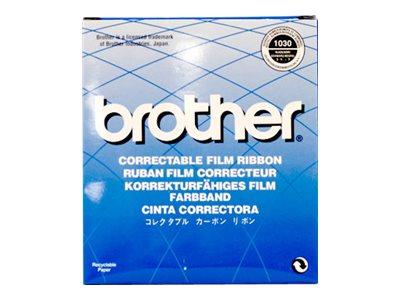 BROTHER EM30/ML100 CORRECTABLE FILM RIBBON, 50k yield