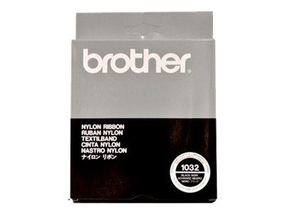BROTHER EM30/ML100 BLACK NYLON RIBBON, 250k yield