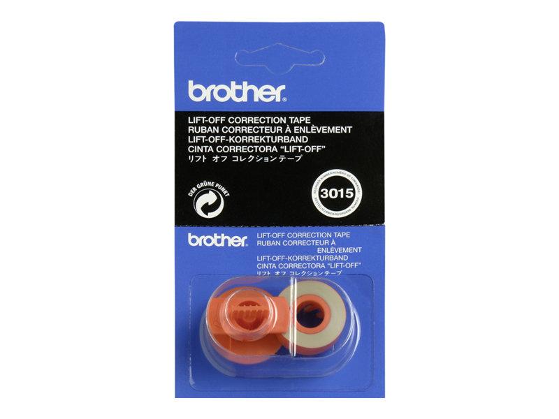 BROTHER EM530/EM630 6PK LIFT OFF TAPES, 9k yield