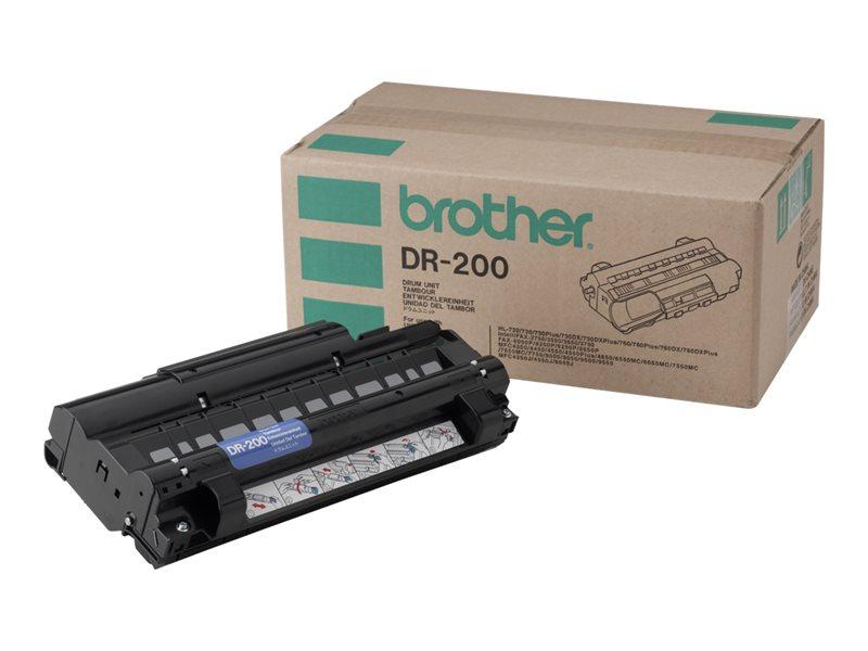 BROTHER HL-700 DR200 DRUM UNIT, 20k yield