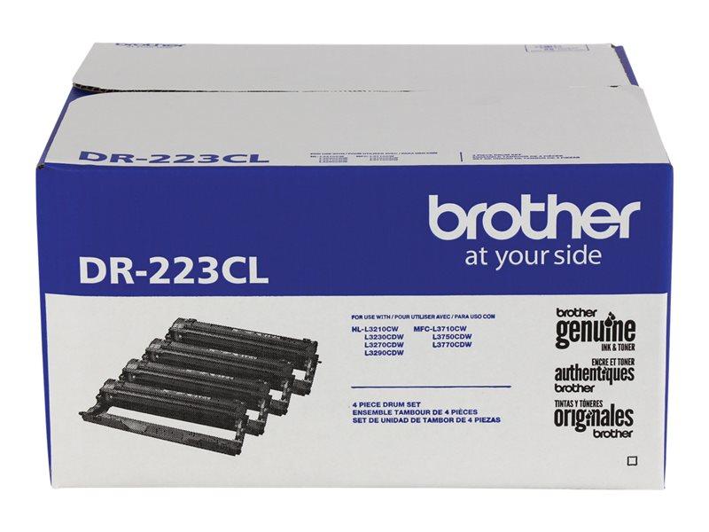 BROTHER HL-L3210CW DR223CL DRUM UNIT SET, 18k yield