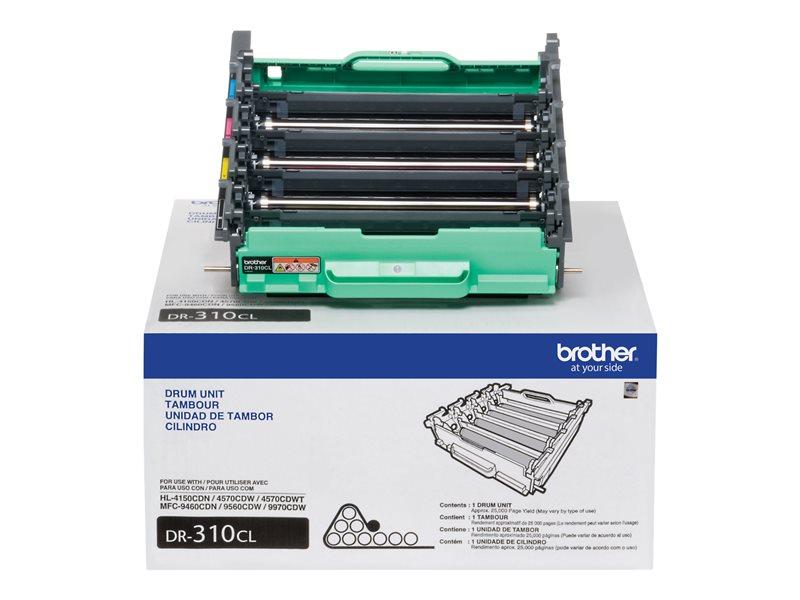 BROTHER HL-4150CDN DR310CL DRUM UNIT SET, 25k yield