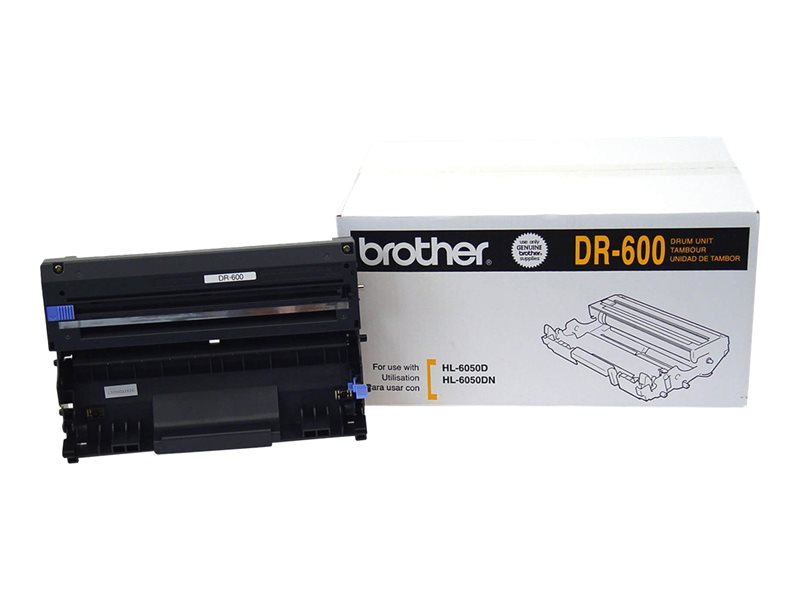 BROTHER HL-6050D DR600 DRUM UNIT, 30k yield