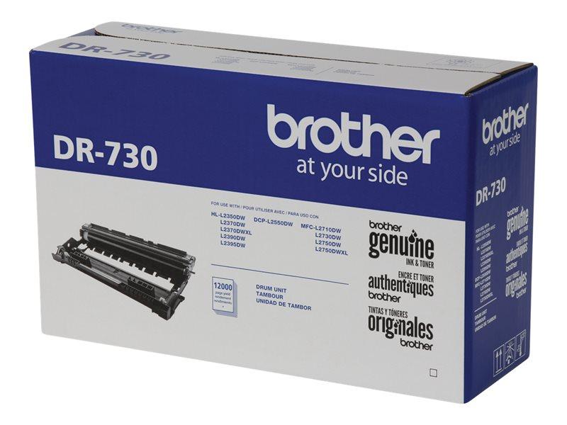 BROTHER HL-L2350DW DR730 DRUM UNIT, 12k yield