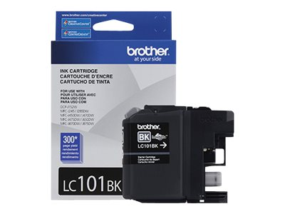 BROTHER MFC-J285DW SD YLD BLACK INK, 300 yield