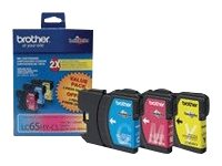 BROTHER MFC-6490CW HI THREE COLOR MULTIPACK, 750EA yield