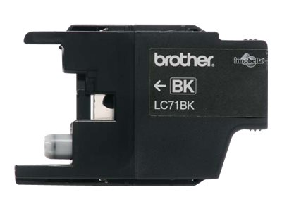 BROTHER MFC-J280W SD YLD BLACK INK, 300 yield