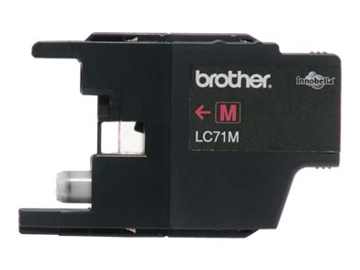 BROTHER MFC-J280W SD YLD MAGENTA INK, 300 yield