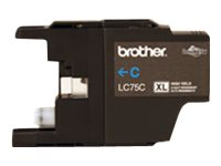 BROTHER MFC-J6510DW HI YLD CYAN INK, 600 yield