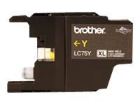 BROTHER MFC-J6510DW HI YLD YELLOW INK, 600 yield