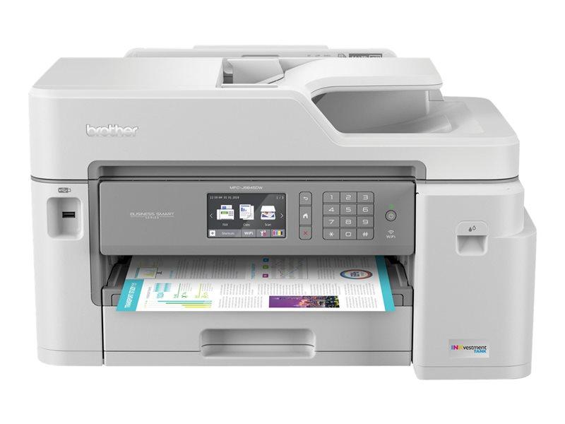 BROTHER MFCJ5845DWXL CLR INK FX,CO,PT,SC,WIFI,DUP