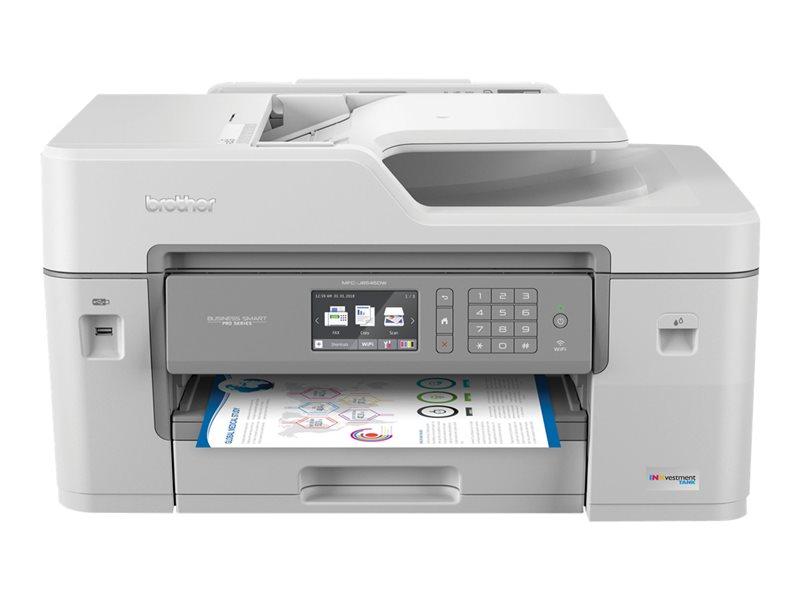 BROTHER MFCJ6545DWXL CLR INK FX,CO,PT,SC,WIFI,DUP