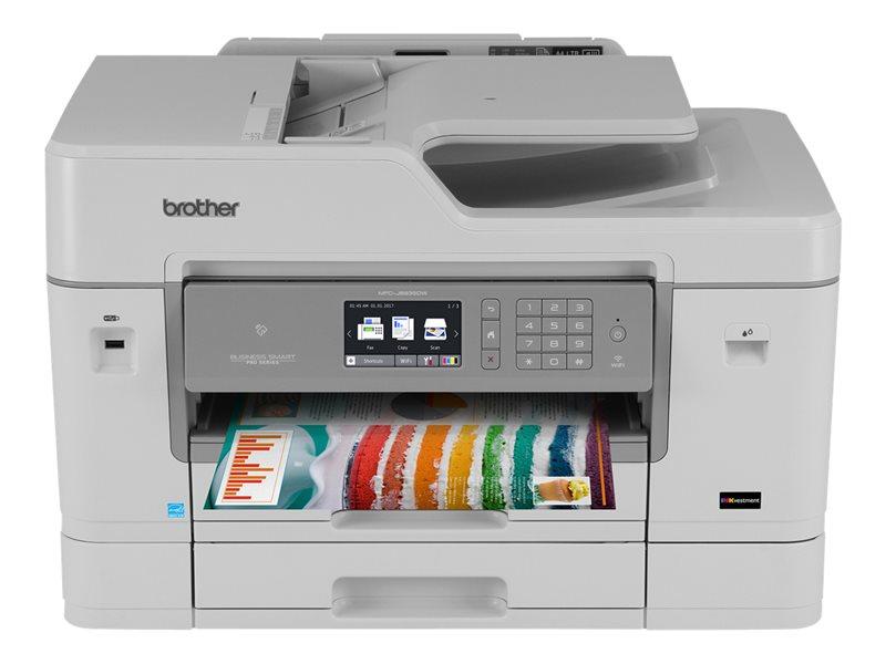 BROTHER MFCJ6935DW COLOR INK FX,CO,PT,SC,WIFI,DUP