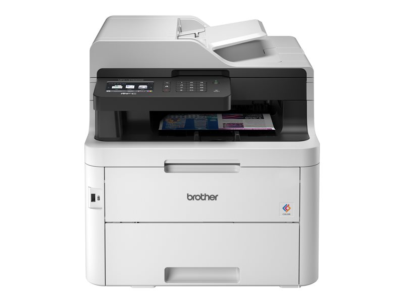 BROTHER MFCL3750CDW CLR LSR FX,CO,PT,SC,WIFI,DUP