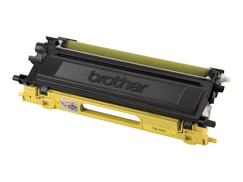 BROTHER HL-4040CN SD YLD YELLOW TONER, 1.5k yield
