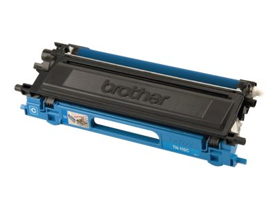 BROTHER HL-4040CN HI YLD CYAN TONER, 4k yield