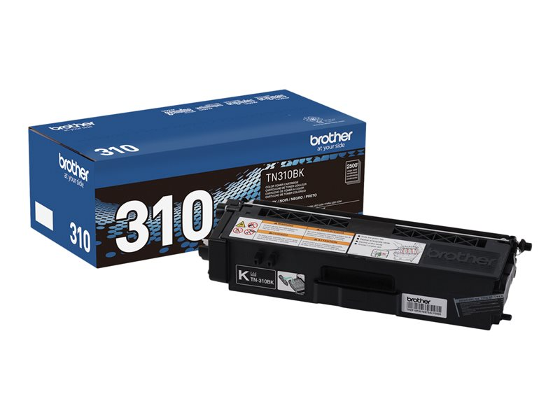 BROTHER HL-4150CDN SD YLD BLACK TONER, 2.5k yield