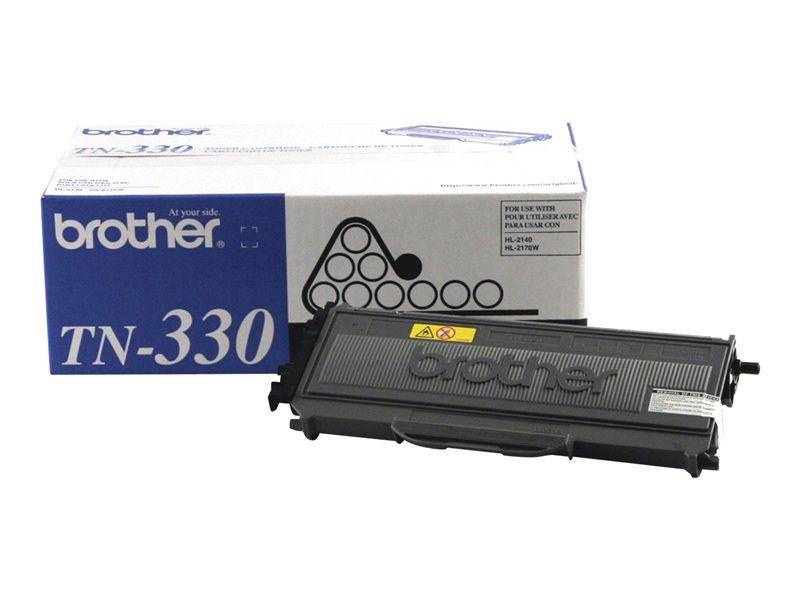 BROTHER HL-2140 SD YLD BLACK TONER, 1.5k yield