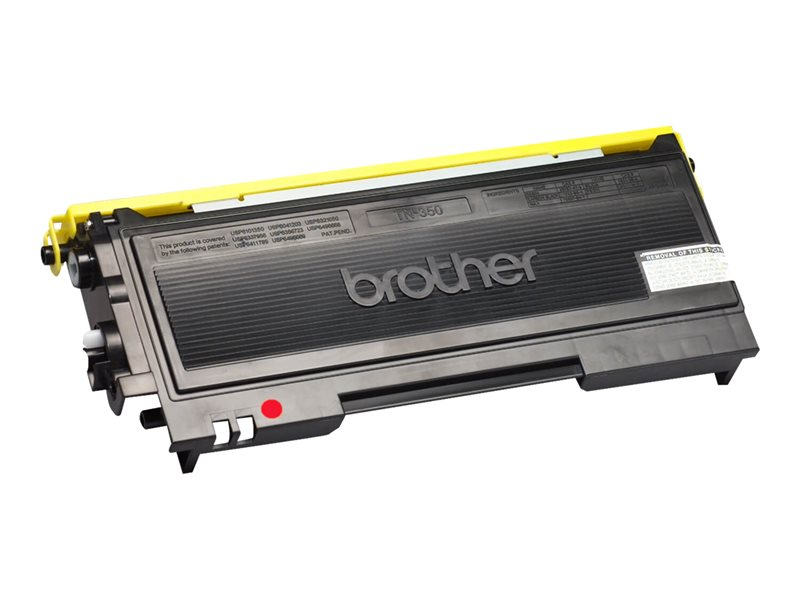 BROTHER HL-2040 SD YLD BLACK TONER, 2.5k yield