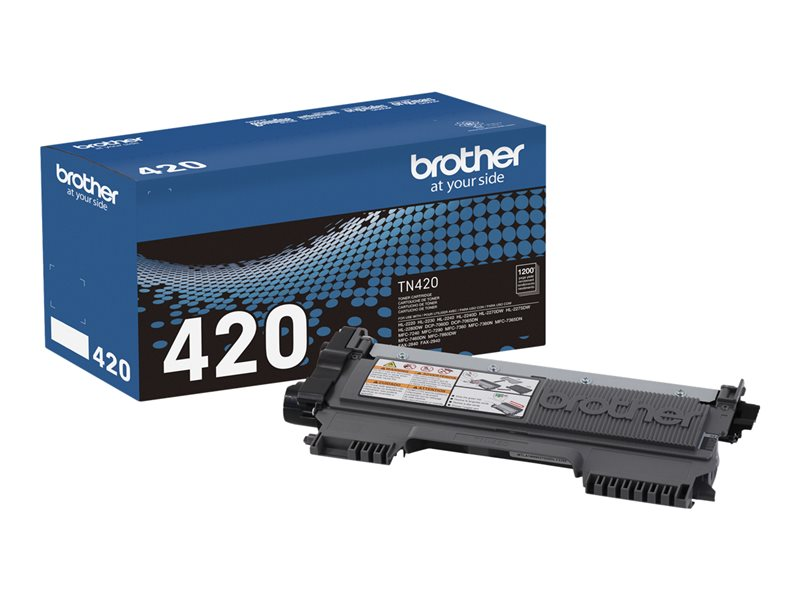 BROTHER HL-2240D SD YLD BLACK TONER, 1.2k yield