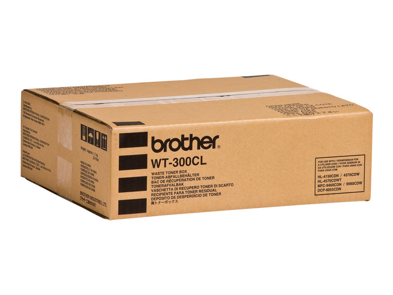 BROTHER HL-4150CDN WT300CL WASTE TONER UNIT, 50k yield