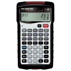 CALC IND 4095 PIPE TRADES PRO