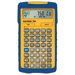 CALC IND 5070 ARMADILLO ELECTRICALC PRO W/CASE