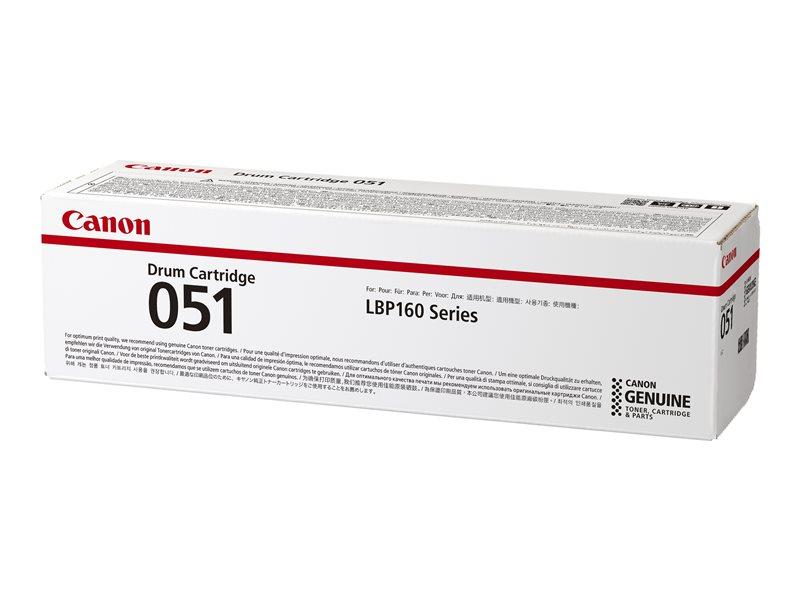 CANON IMAGECLASS LBP-162 CRG051 DRUM UNIT, 23k yield