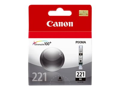 CANON PIXMA MP980 CLI221 SD BLACK INK, 650 yield