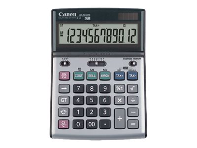 CANON BS-1200TS 12 DIGIT PORTABLE DESKTOP DISPLAY