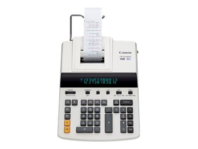 CANON CP1213DIII COMMERCIAL PRINTING CALC
