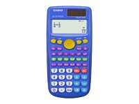 CASIO FX55+ DUAL POWER 10+2 DIGIT FRACTION CALC