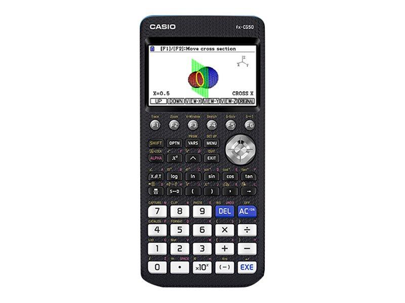 CASIO FXCG50 PRIZM COLOR 3.17