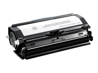 DELL 3330DN (U902R) SD RETURN BLACK TONER, 7k yield