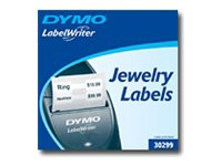 DYMO LW LABELS WHITE 1500 PRICETAG 0.4