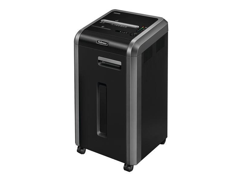 FELLOWES 4620001 225MI MICRO COMMERCIAL SHRED