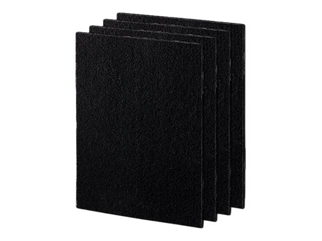FELLOWES CF-290 LARGE 4-CARBON FILTERS