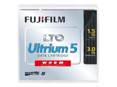 FUJI LTO ULTRIUM 5 1.5TB/3.0TB WORM CTG