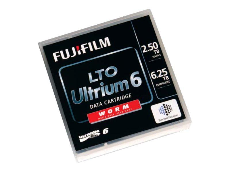 FUJI LTO ULTRIUM 6 BAFE 2.5TB/6.25TB WORM CTG