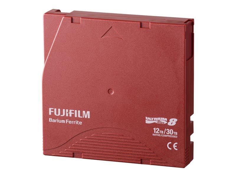 FUJI LTO ULTRIUM 8 BAFE 12.0TB/30TB DATA CTG