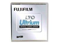 FUJI LTO ULTRIUM (50) UNIVERSAL CLEAN/BARCODE, 50 USES yield