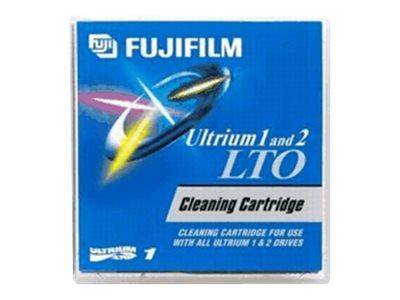 FUJI LTO ULTRIUM (50) UNIVERSAL CLEANING CTG, 50 USES yield