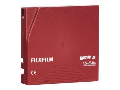 FUJI LTO ULTRIUM 5 20PK 1.5TB/3TB LBL/CASES